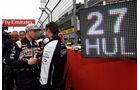 Nico Hülkenberg - Force India - Formel 1 - GP Österreich - 3. Juli 2016