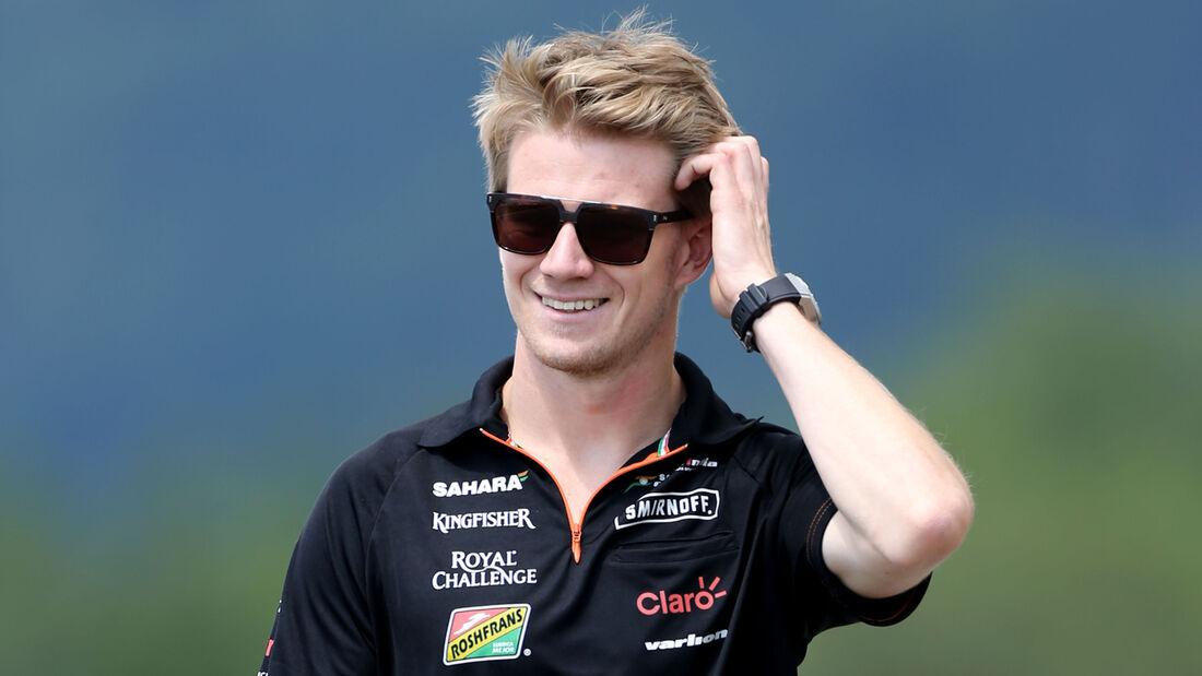 Nico Hülkenberg - Force India - Formel 1 - GP Österreich - Spielberg - 19. Juni 2014