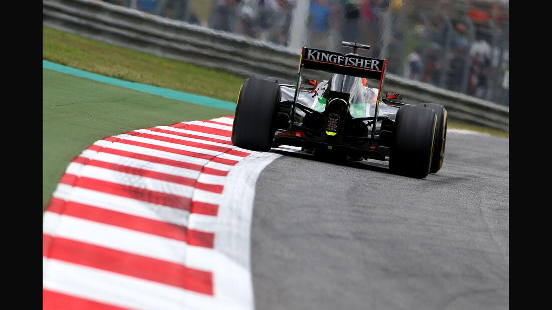 Nico Hülkenberg - Force India - Formel 1 - GP Österreich - Spielberg - 20. Juni 2014