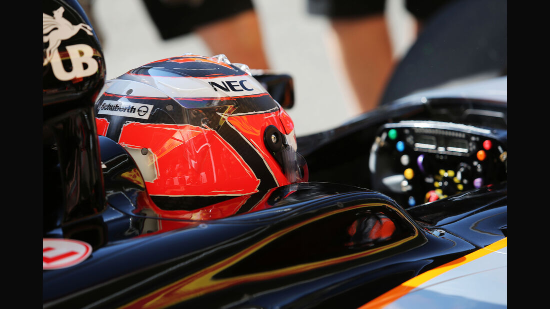 Nico Hülkenberg - Force India - Formel 1 - GP Spanien - Barcelona - 8. Mai 2015