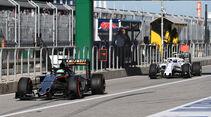 Nico Hülkenberg - Force India - Formel 1 - GP USA - Austin - 21. Oktober 2016