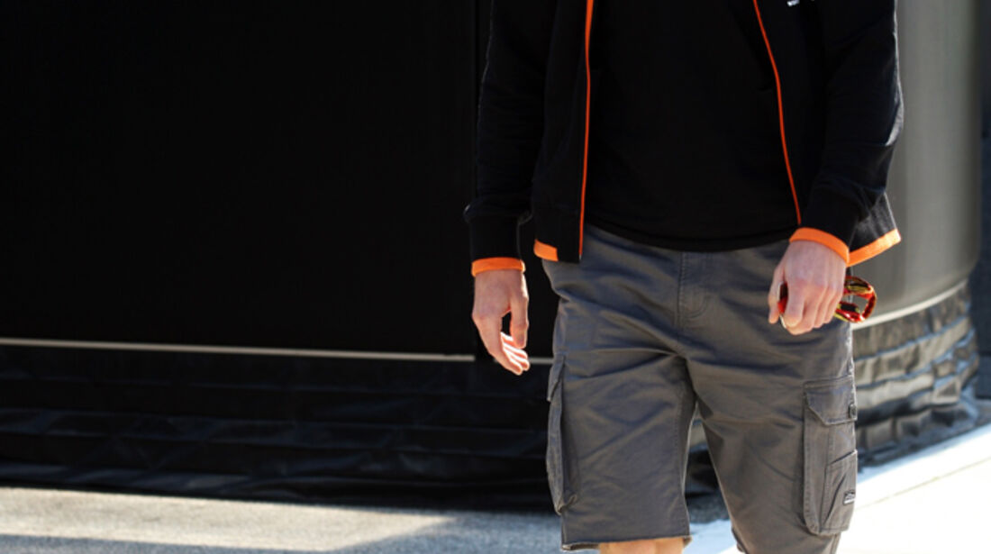 Nico Hülkenberg - Force India - Formel 1 - GP Ungarn - 24. Juli 2014