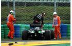 Nico Hülkenberg - Force India - Formel 1 - GP Ungarn - 27. Juli 2014