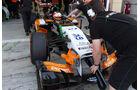 Nico Hülkenberg - Force India - Formel 1 - Test - Bahrain - 1. März 2014