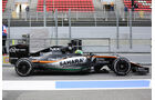 Nico Hülkenberg - Force India - Formel 1-Test - Barcelona - 24. Februar 2016