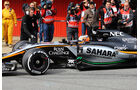 Nico Hülkenberg - Force India - Formel 1-Test - Barcelona - 27. Februar 2015