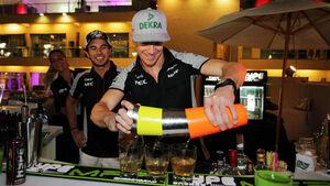 Nico Hülkenberg - Force India - GP Abu Dhabi 2016 - F1