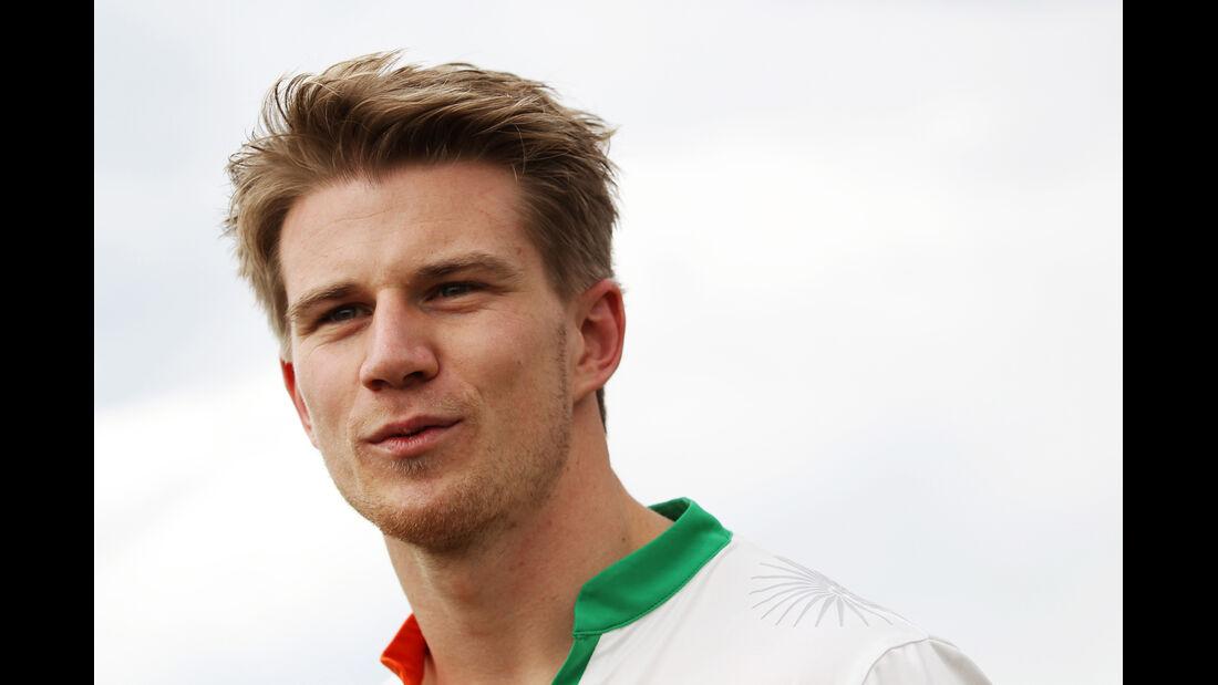 Nico Hülkenberg - Force India - GP Australien 2014