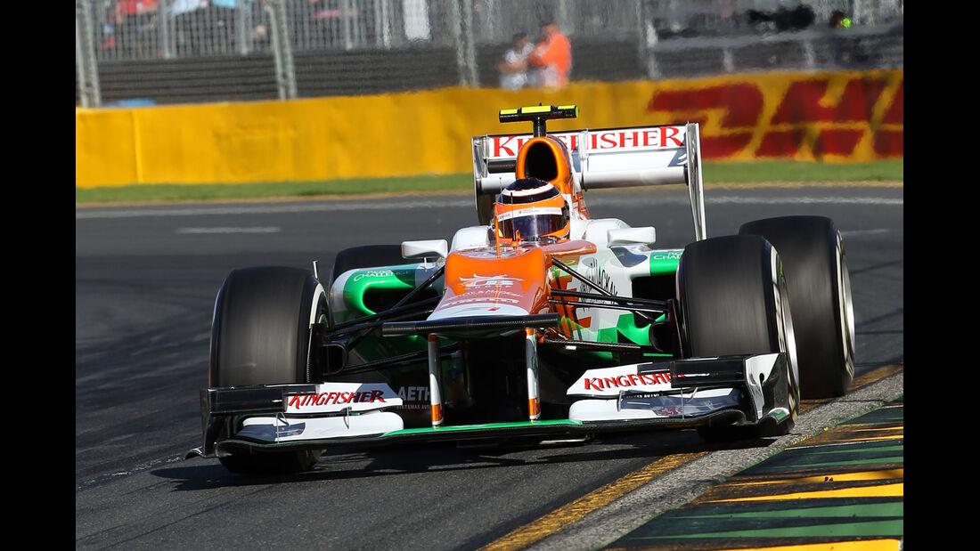Nico Hülkenberg - Force India - GP Australien - Melbourne - 17. März 2012
