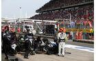 Nico Hülkenberg - Force India - GP China 2016 - Shanghai - Rennen