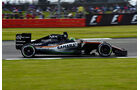 Nico Hülkenberg - Force India - GP England - Silverstone - Formel 1 - Freitag - 8.7.2016