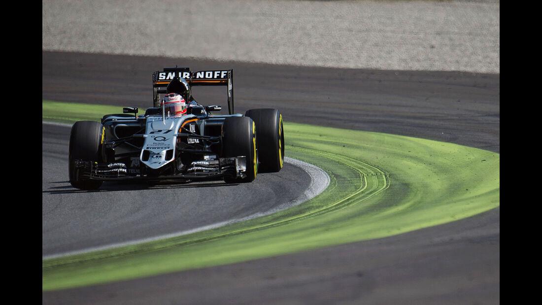 Nico Hülkenberg - Force India - GP Italien 2015 - Qualifying