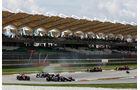 Nico Hülkenberg - Force India - GP Malaysia 2015 - Formel 1