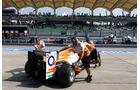 Nico Hülkenberg - Force India - GP Malaysia - 24. März 2012
