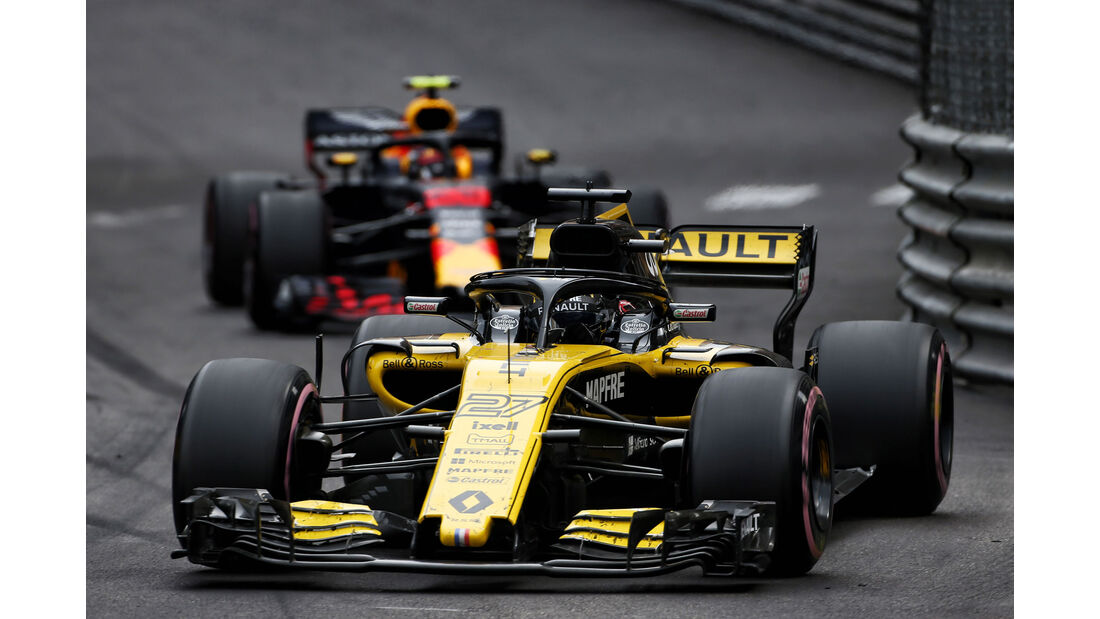 Nico Hülkenberg - Force India - GP Monaco 2018 - Rennen