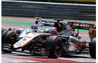 Nico Hülkenberg - Force India - GP Österreich - Formel 1 - Sonntag - 21.6.2015