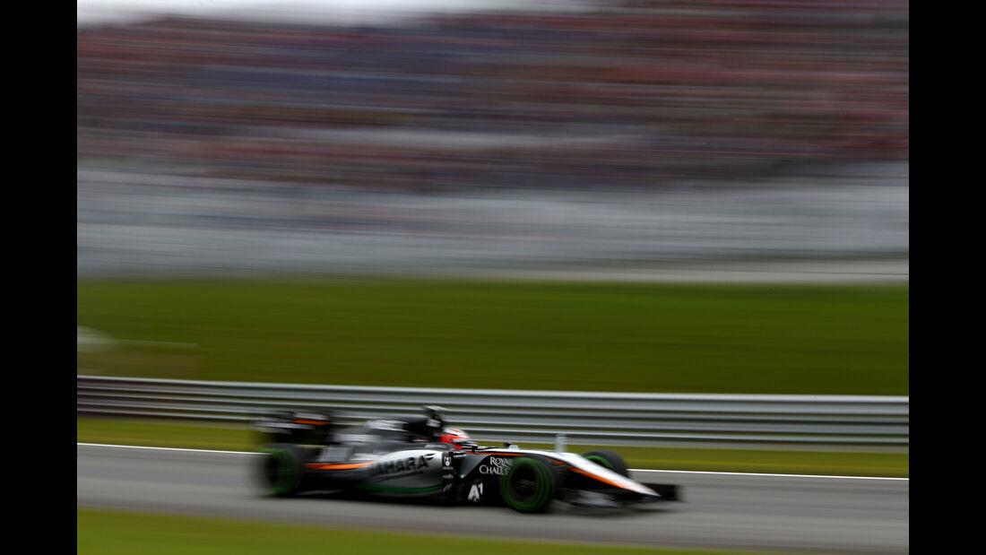 Nico Hülkenberg - Force India - GP Österreich - Qualifiying - Formel 1 - Samstag - 20.6.2015