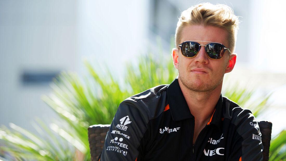 Nico Hülkenberg - Force India - GP Russland