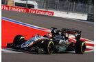 Nico Hülkenberg - Force India - GP Russland - Qualifying - Samstag - 10.10.2015