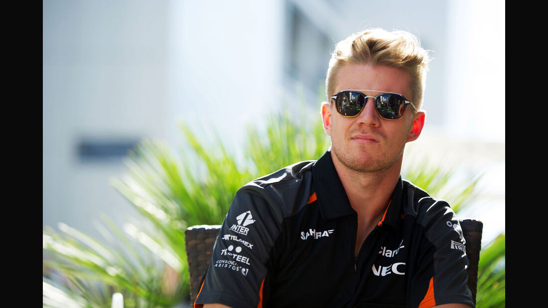 Nico Hülkenberg - Force India - GP Russland