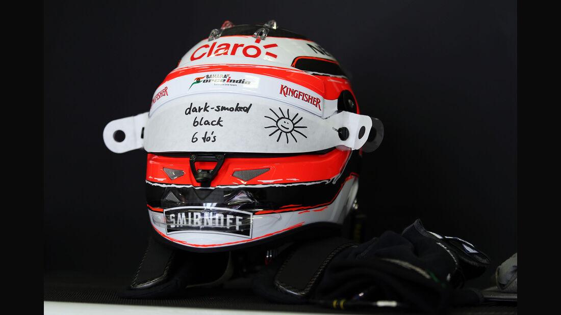 Nico Hülkenberg - Force India - GP Spanien - Barcelona - Freitag - 8.5.2015