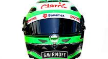 Nico Hülkenberg - Force India - Helm - Formel 1 - 2016
