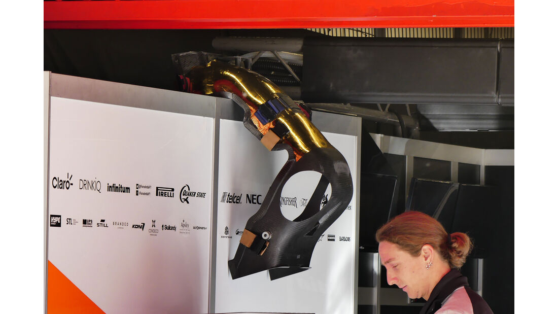 Nico Hülkenberg - Force India - Sitz - F1 - GP Spanien - Barcelona - Donnerstag - 12.5.2016