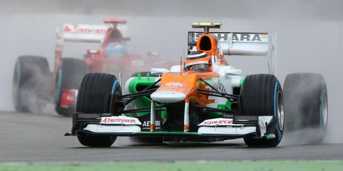 Nico Hülkenberg Formel 1 2012