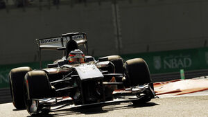 Nico Hülkenberg  - Formel 1 - GP Abu Dhabi - 01. November 2013