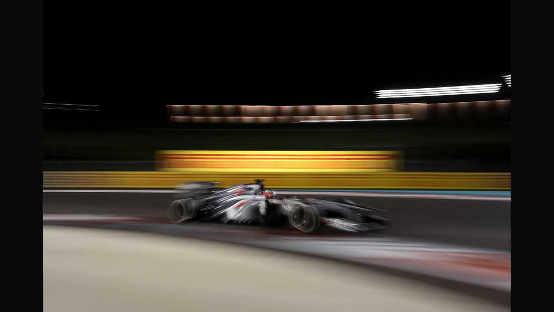 Nico Hülkenberg - Formel 1 - GP Abu Dhabi - 03. November 2013