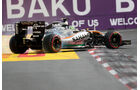 Nico Hülkenberg - Formel 1 - GP Aserbaidschan 2016