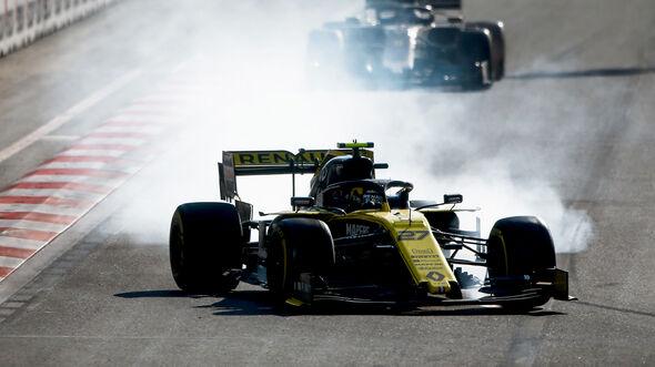 Nico Hülkenberg - Formel 1 - GP Aserbaidschan 2019
