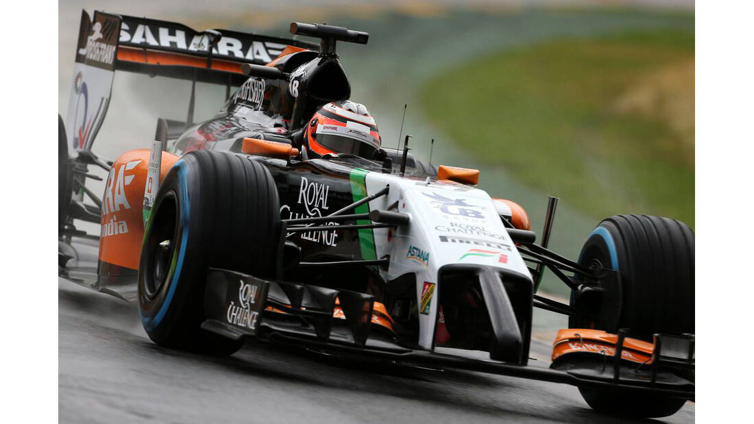 Nico Hülkenberg  - Formel 1 - GP Australien - 15. März 2014