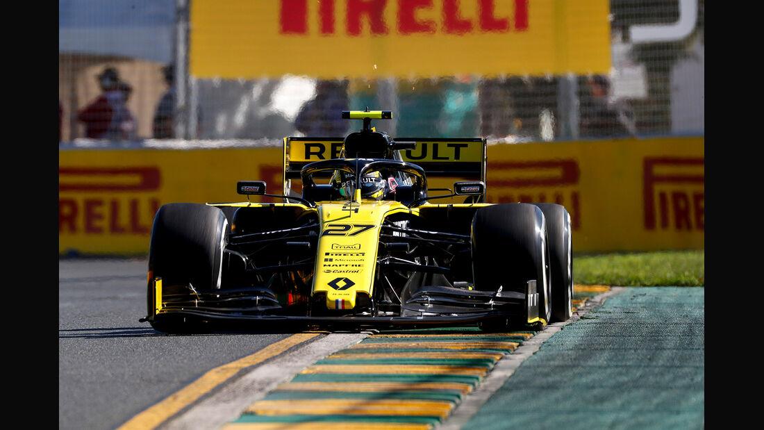 Nico Hülkenberg - Formel 1 - GP Australien 2019