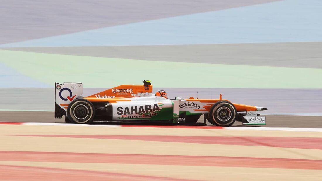 Nico Hülkenberg - Formel 1 - GP Bahrain - 20. April 2012