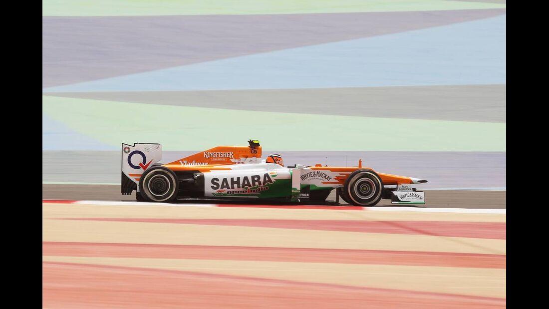 Nico Hülkenberg - Formel 1 - GP Bahrain - 20. April 2012