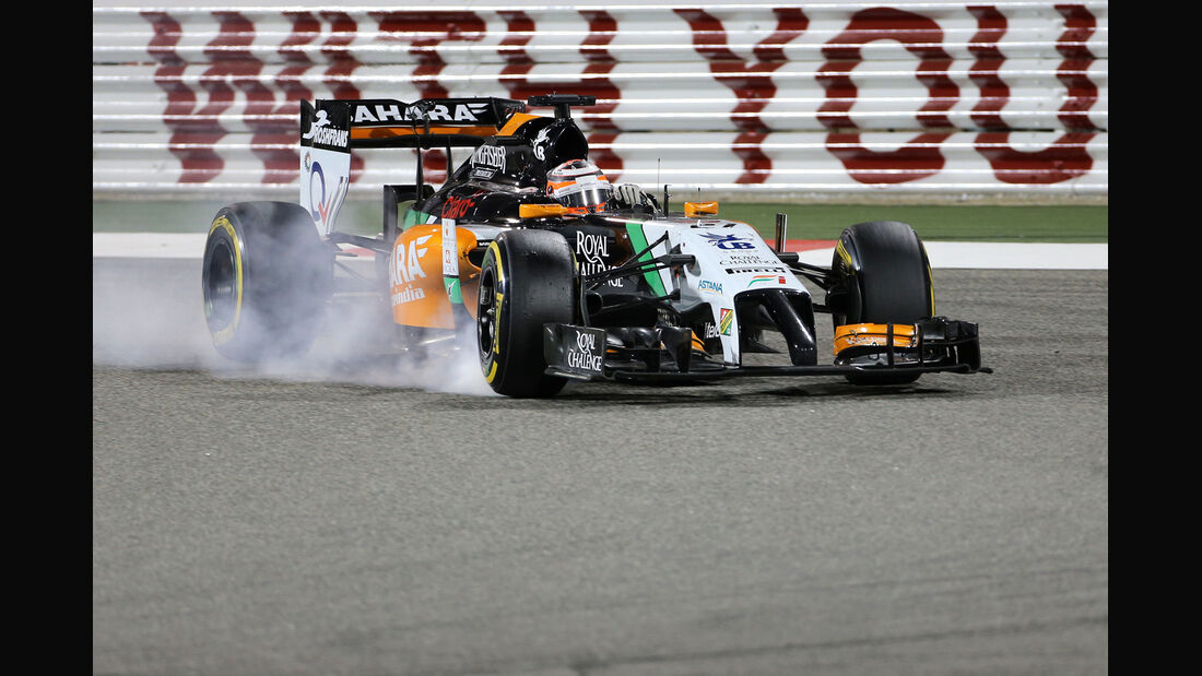 Nico Hülkenberg - Formel 1 - GP Bahrain 2014