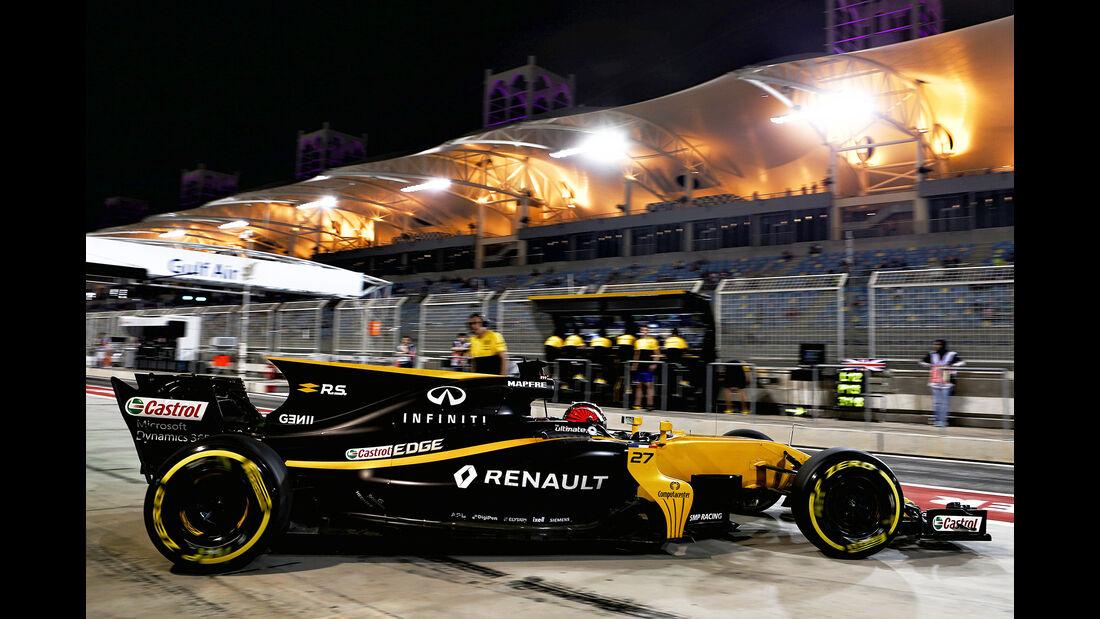 Nico Hülkenberg - Formel 1 - GP Bahrain 2017