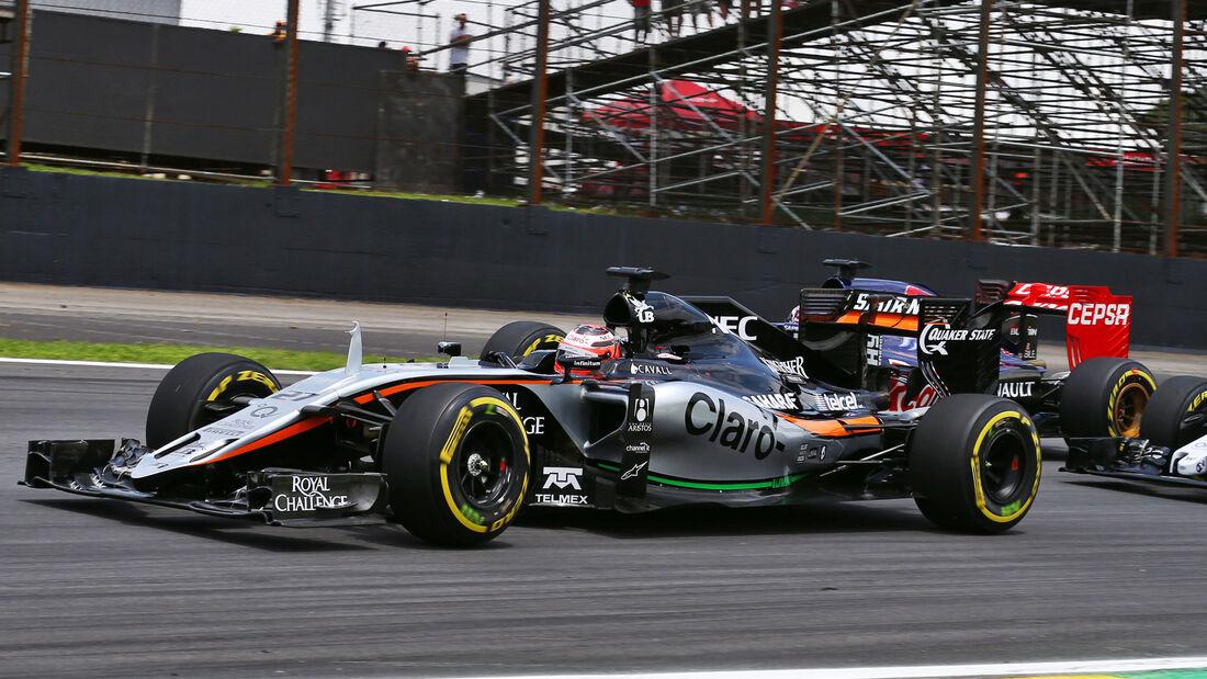 Nico Hülkenberg - Formel 1 - GP Brasilien 2015