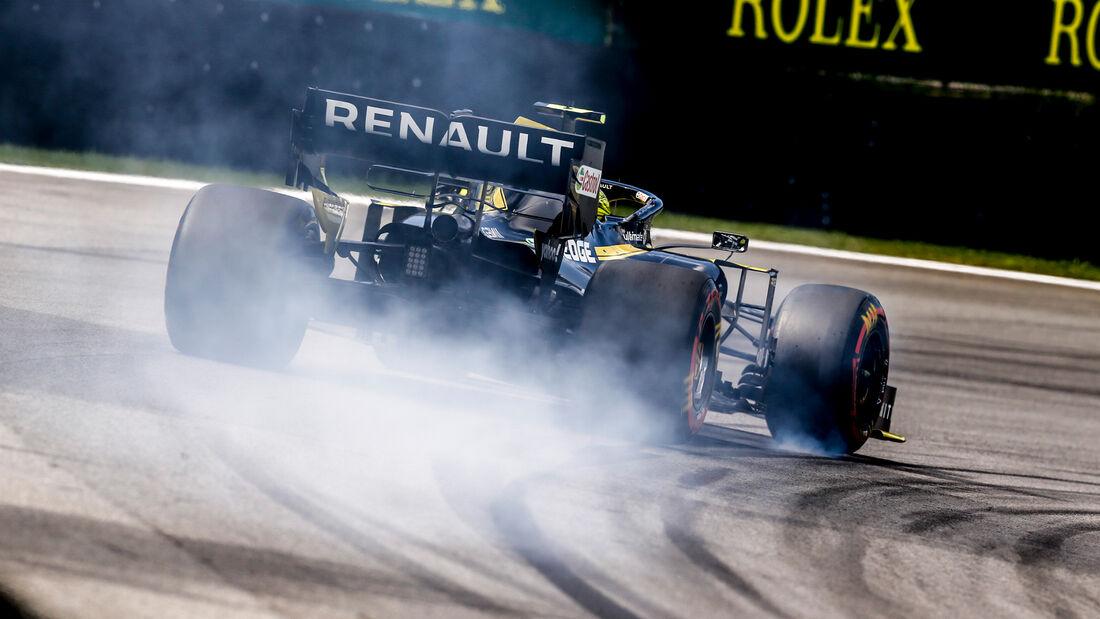 Nico Hülkenberg - Formel 1 - GP Brasilien 2019