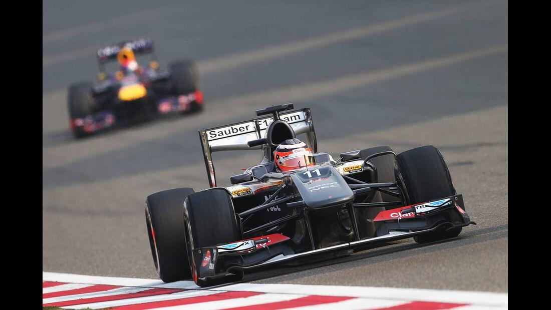 Nico Hülkenberg - Formel 1 - GP China - 14. April 2013