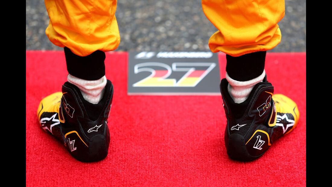 Nico Hülkenberg - Formel 1 - GP China 2017
