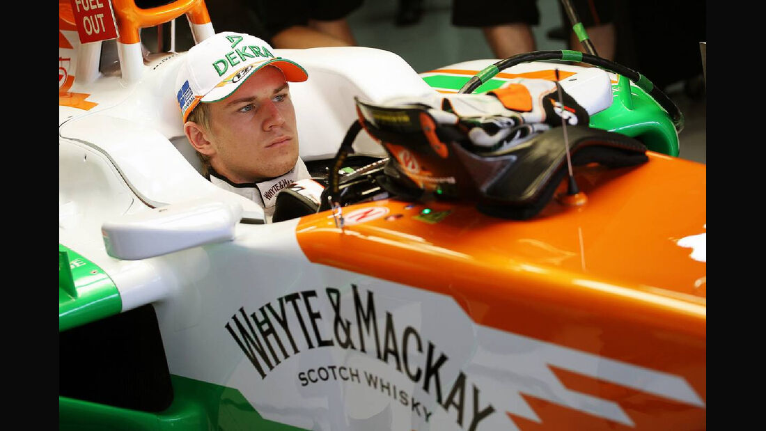 Nico Hülkenberg - Formel 1 - GP Deutschland - 20. Juli 2012