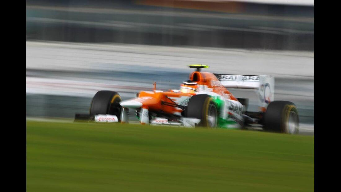 Nico Hülkenberg - Formel 1 - GP Deutschland - 21. Juli 2012