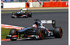 Nico Hülkenberg  - Formel 1 - GP England - 30. Juni 2013