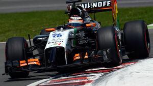Nico Hülkenberg - Formel 1 - GP Kanada 2014