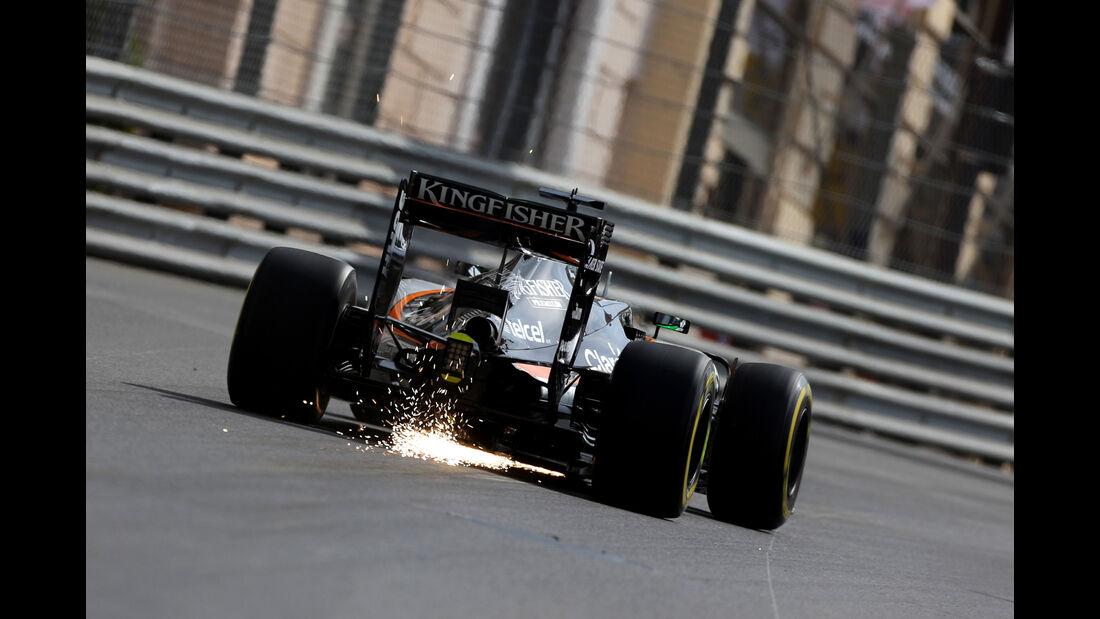 Nico Hülkenberg - Formel 1 - GP Monaco - 26. Mai 2016