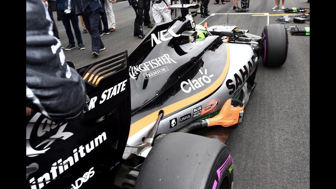 Nico Hülkenberg - Formel 1 - GP Österreich 2016