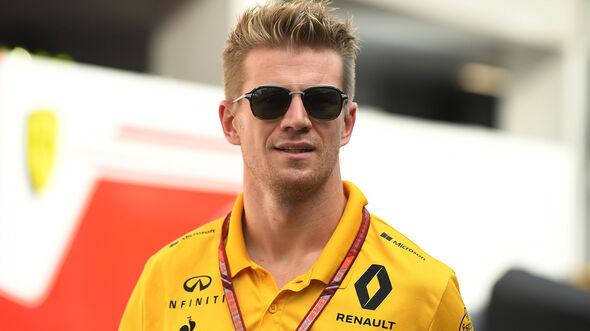 Nico Hülkenberg - Formel 1 - GP Singapur - 13. September 2018