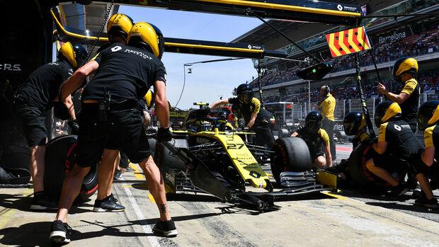 Nico Hülkenberg - Formel 1 - GP Spanien 2019
